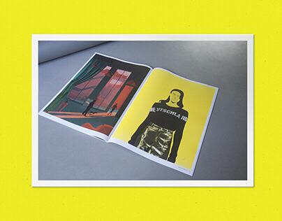 "Papier Magazine (N°3) - ""Provocation"""