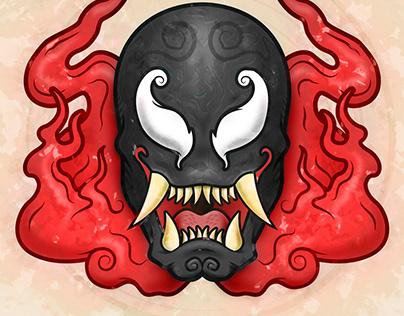 Venom - ヴェノム   Fan Art
