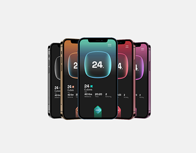 Co2 tracking App