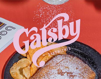 Gatsby - Art direction & production