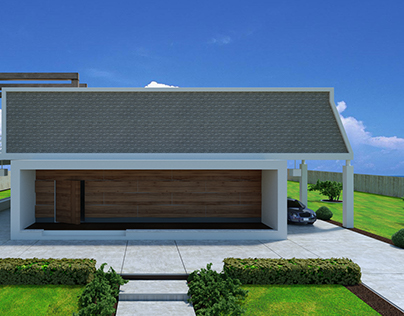 Alfa Creo - Modern House