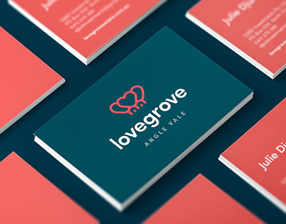 Lovegrove Estate \\ Visual Identity