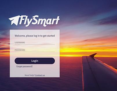 FlySmart GUI Example