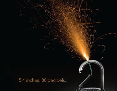 JBL Clip 3 Advertising Campaign