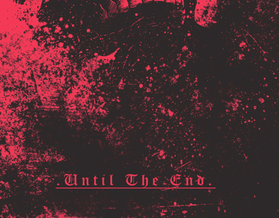 Until The End (personal peoject)