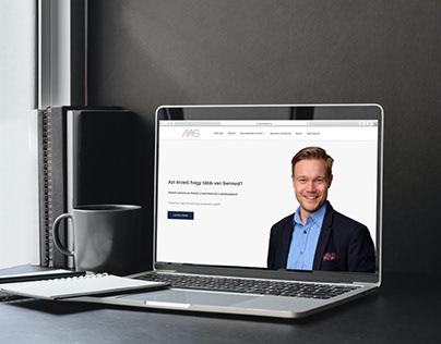 Coach's professional website