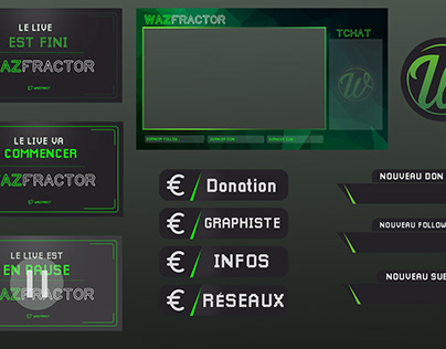 Pack Twitch Overlay