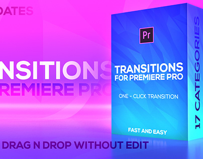 Transitions | For Premiere PRO