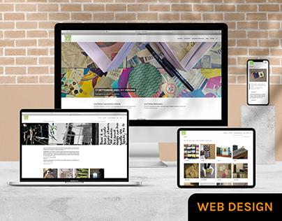 Les Friches — Website