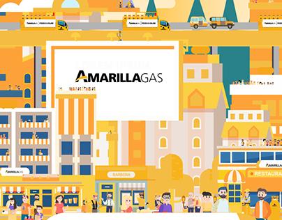 Amarilla Gas - Branding & Social Media