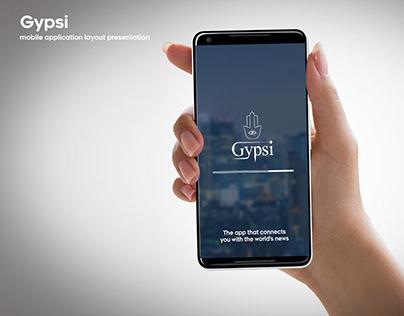 Gypsi | News Mobile App