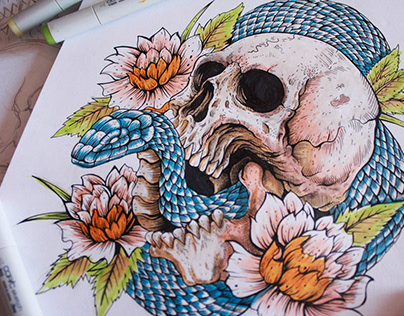 Small but cool Tattoo designs.