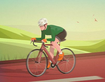 Sport illustrations
