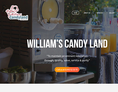 william's candy Land