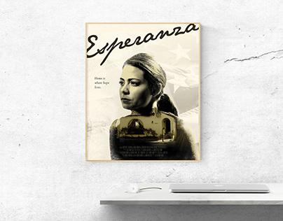 Esperanza Movie Key Art