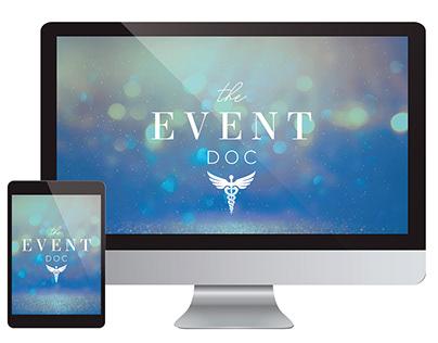 The Event Doc | Website Design