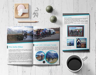 The Jollie Biker | Flyer Design | Graphic Design