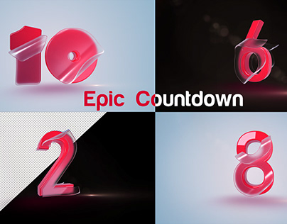 Epic Countdown (videohive.net)
