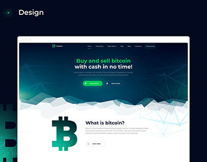 PayDepot. Cryptocurrency Exchange