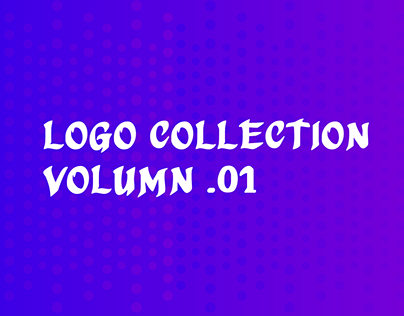 LOGO COLLECTION VOLUMN .01 (Creative Studio)