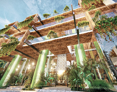 The Eco-Friendly Hotel