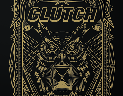 Clutch - All Seeing Owl