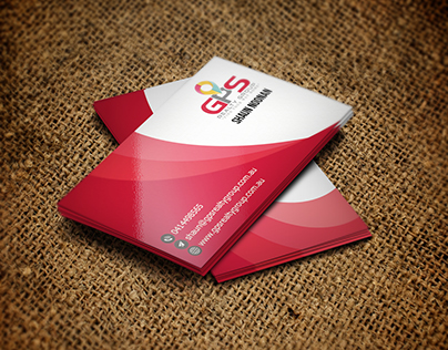create a Unique and Elegant Professional Business Card