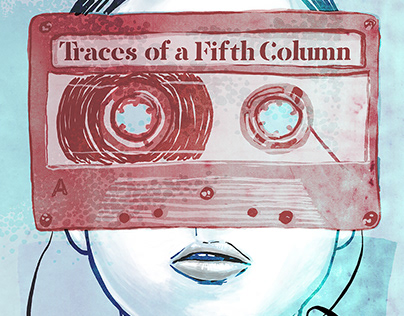'Traces of a Fifth Column' Cover