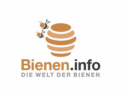 Bienen.info | Logo animation
