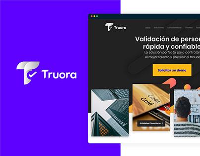 Truora / Branding / UX-UI