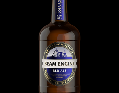Beam Engine Red Ale