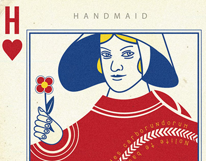 Handmaid's Tale Playing Cards Project