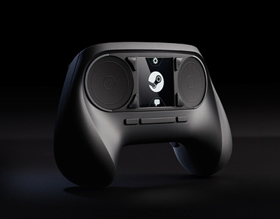 Steam Controller Display Icons