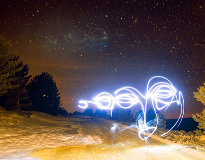 long exposure experiment #2