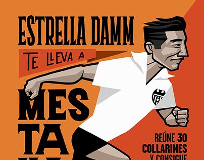 Estrella Damm / Valencia C.F.