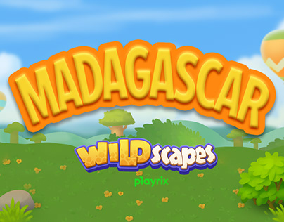 Madagascar (Wildscapes)
