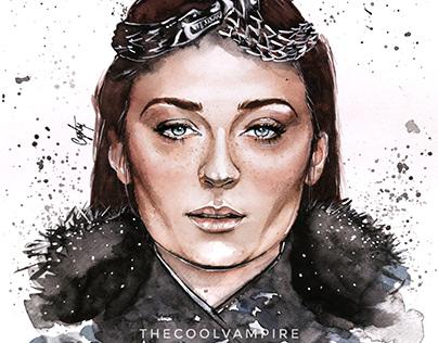 Sansa Stark, 2019