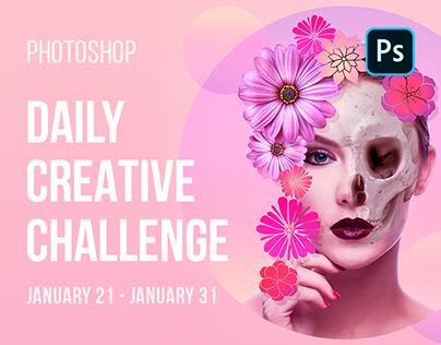 Daily Creative Challenge - January 21 - January 31