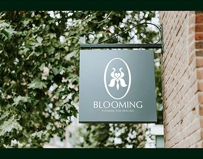 Blooming - Hoang Giang - Logo Creation 20K04D
