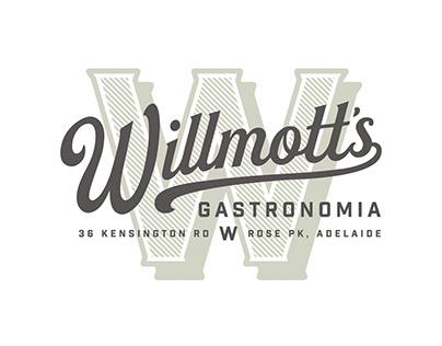 Willmott's Gastronomia Branding for Crafty Design