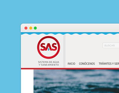 SAS Veracruz | Website