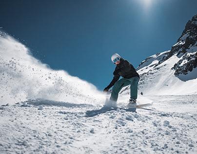 Innsbruck skiing, 2019