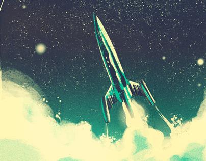 Interstellar x Space Heroes