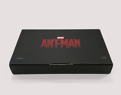 ANTMAN / Greek Official Invitation