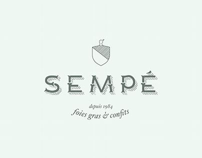 Sempé - foie gras & confits
