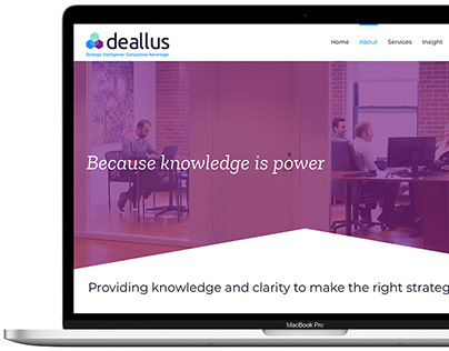 Deallus: Brand Strategy and Story