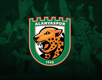 Alanyaspor FK Rebranding