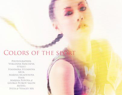 FRUK Magazine - Colors of the sport