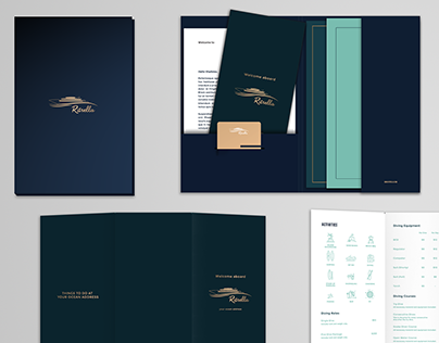 Ritrella Cruise Hotel - Re Branding