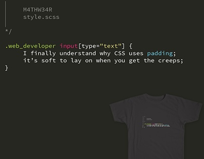 I finally understand why CSS uses padding...